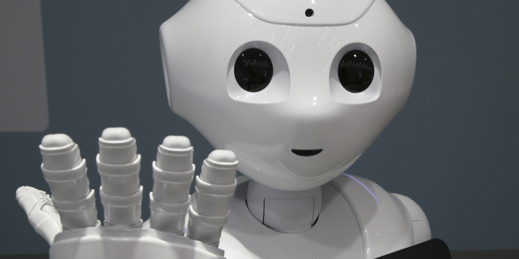 ペッパー君に感じる不安。。。ロボットに明日はあるのか。。。